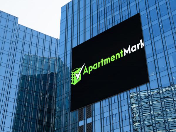 Sample branding #2 for Apartmentmark