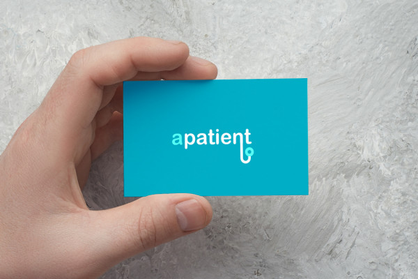 Sample branding #2 for Apatient