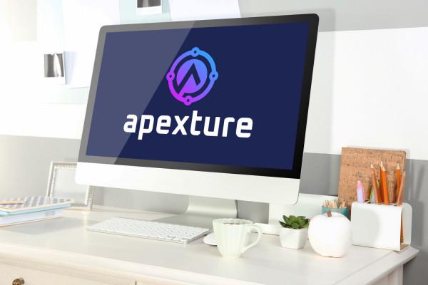 Sample branding #3 for Apexture