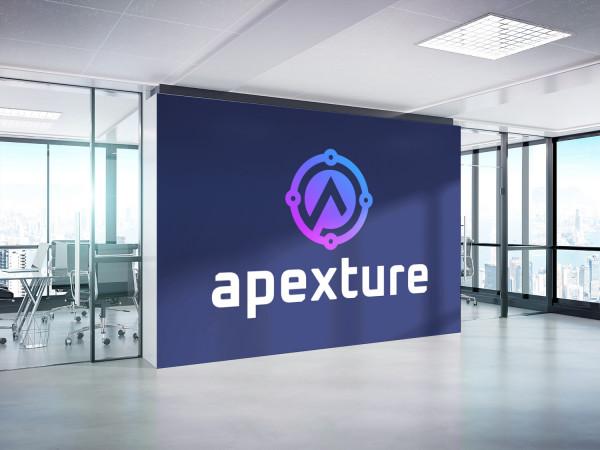 Sample branding #1 for Apexture