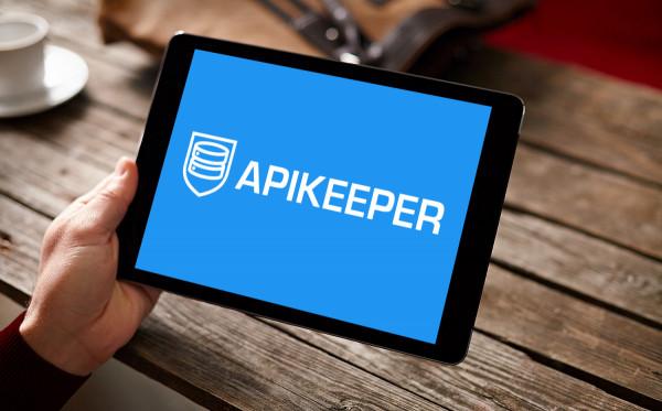 Sample branding #1 for Apikeeper