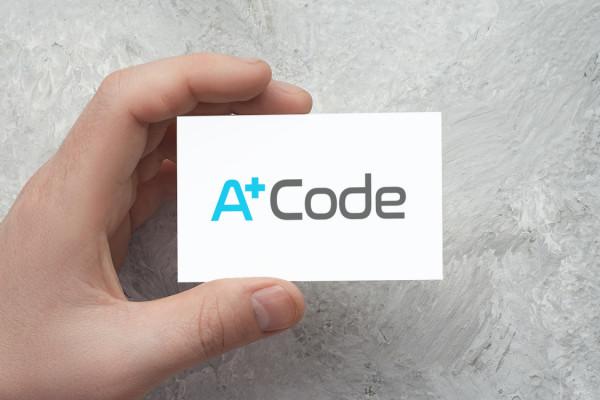 Sample branding #3 for Apluscode