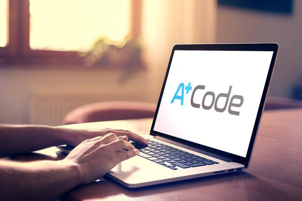 Sample branding #1 for Apluscode