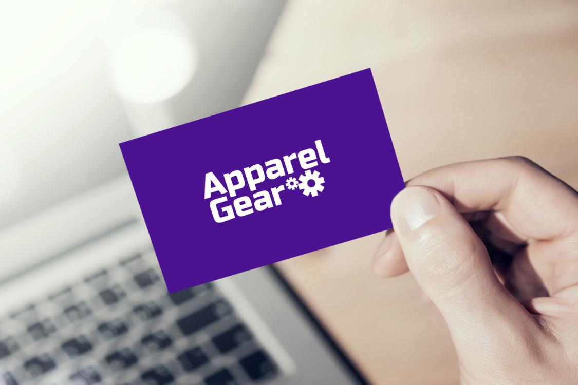 Sample branding #3 for Apparelgear