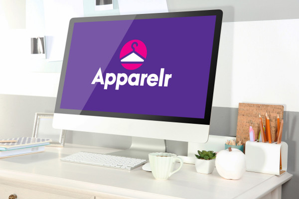 Sample branding #1 for Apparelr