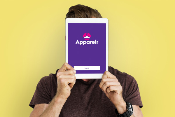Sample branding #2 for Apparelr