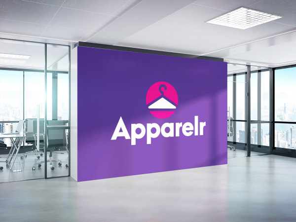 Sample branding #3 for Apparelr