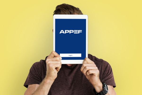 Sample branding #3 for Appef