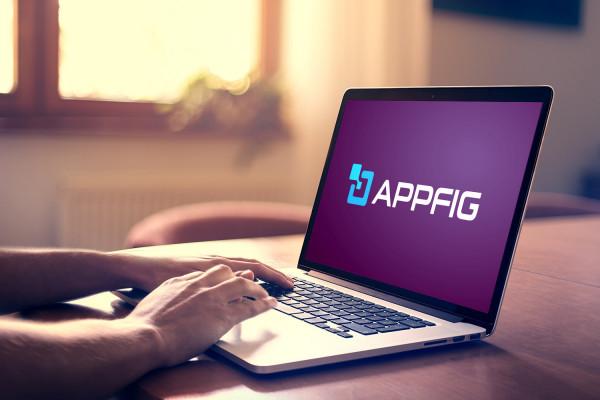 Sample branding #1 for Appfig