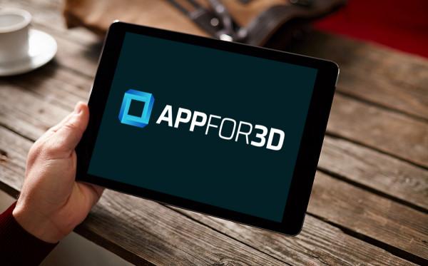Sample branding #2 for Appfor3d