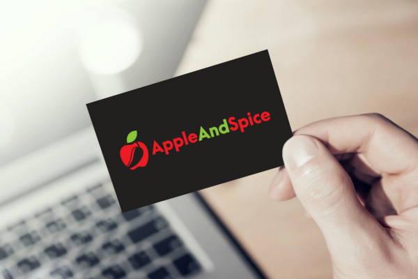 Sample branding #2 for Appleandspice