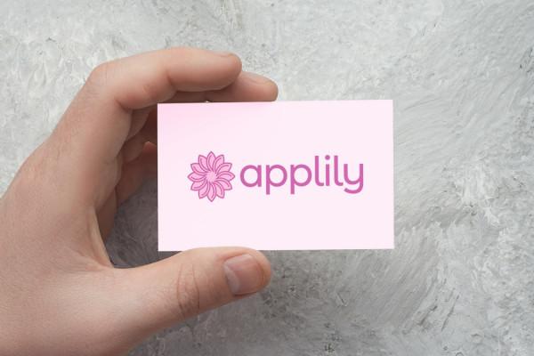 Sample branding #3 for Applily