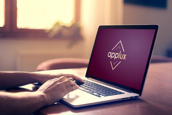 Sample branding #2 for Applux