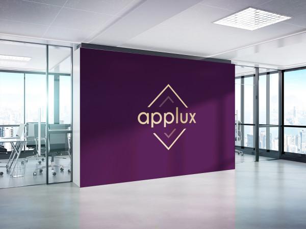 Sample branding #1 for Applux