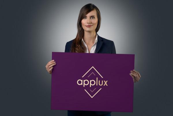 Sample branding #3 for Applux