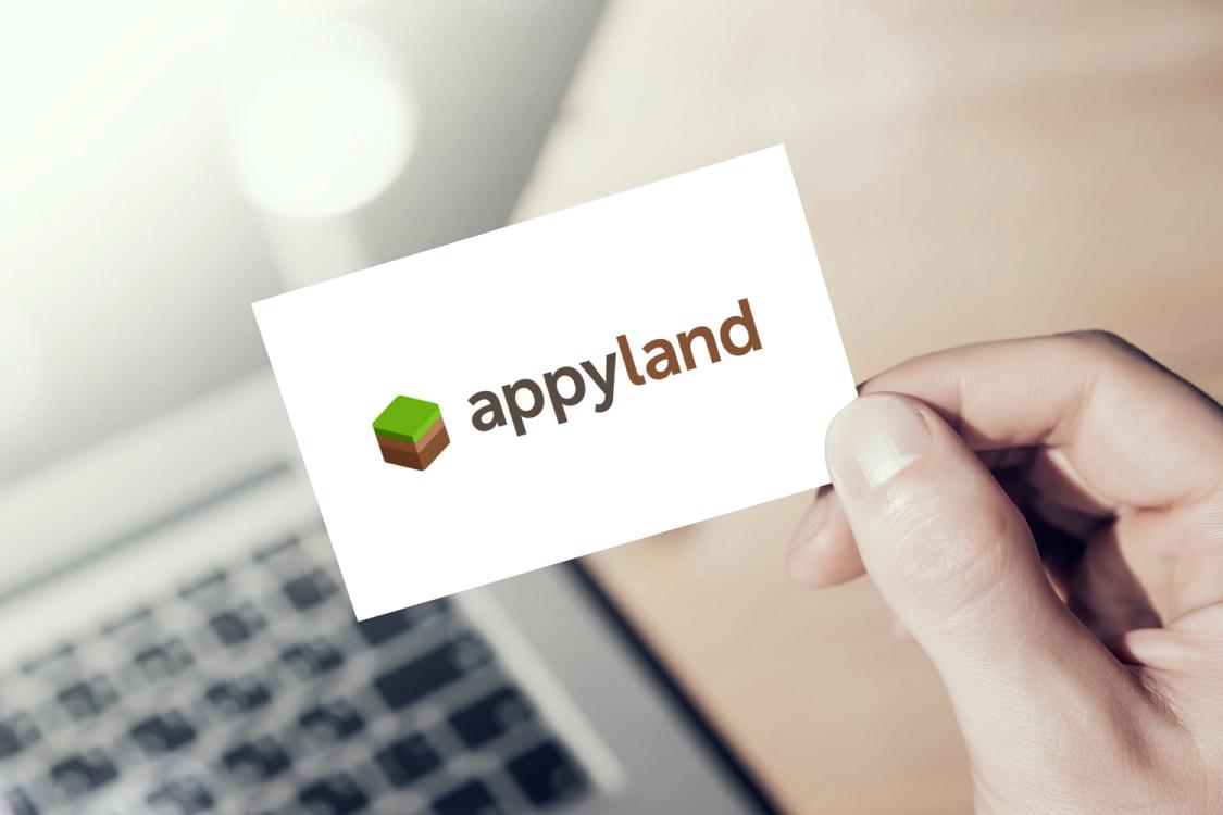 Sample branding #1 for Appyland