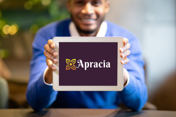 Sample branding #2 for Apracia
