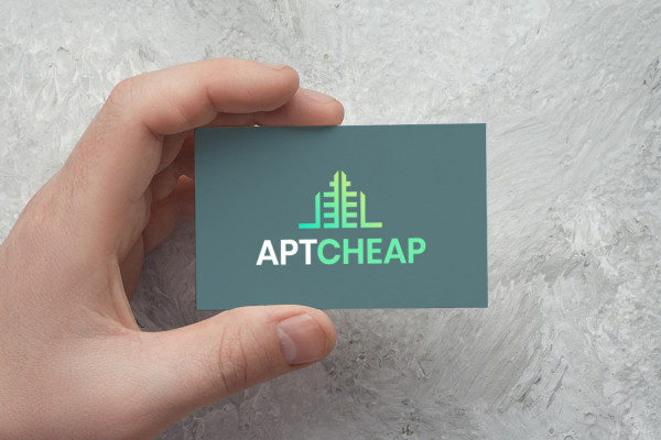 Sample branding #1 for Aptcheap