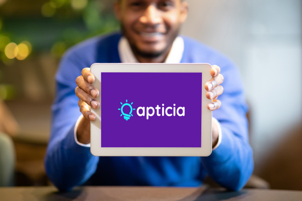 Sample branding #2 for Apticia