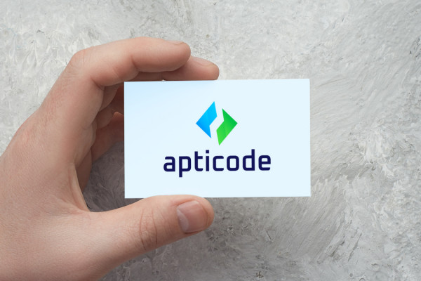 Sample branding #3 for Apticode