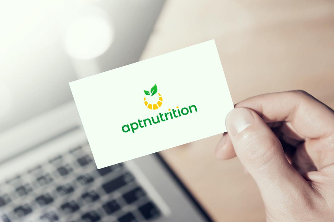 Sample branding #3 for Aptnutrition