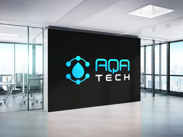 Sample branding #2 for Aqatech