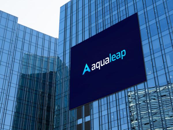 Sample branding #2 for Aqualeap