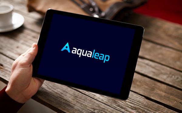Sample branding #1 for Aqualeap
