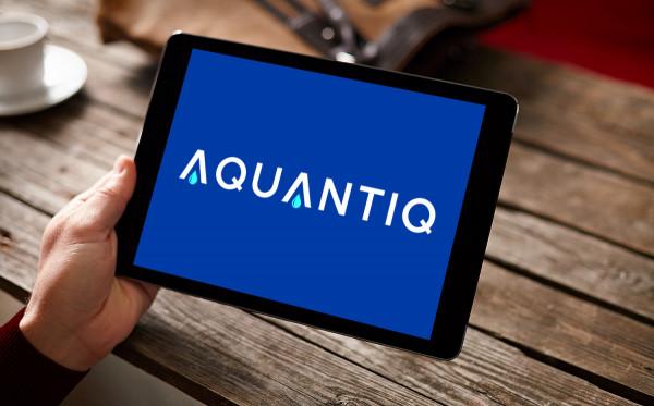 Sample branding #1 for Aquantiq