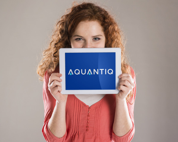Sample branding #3 for Aquantiq