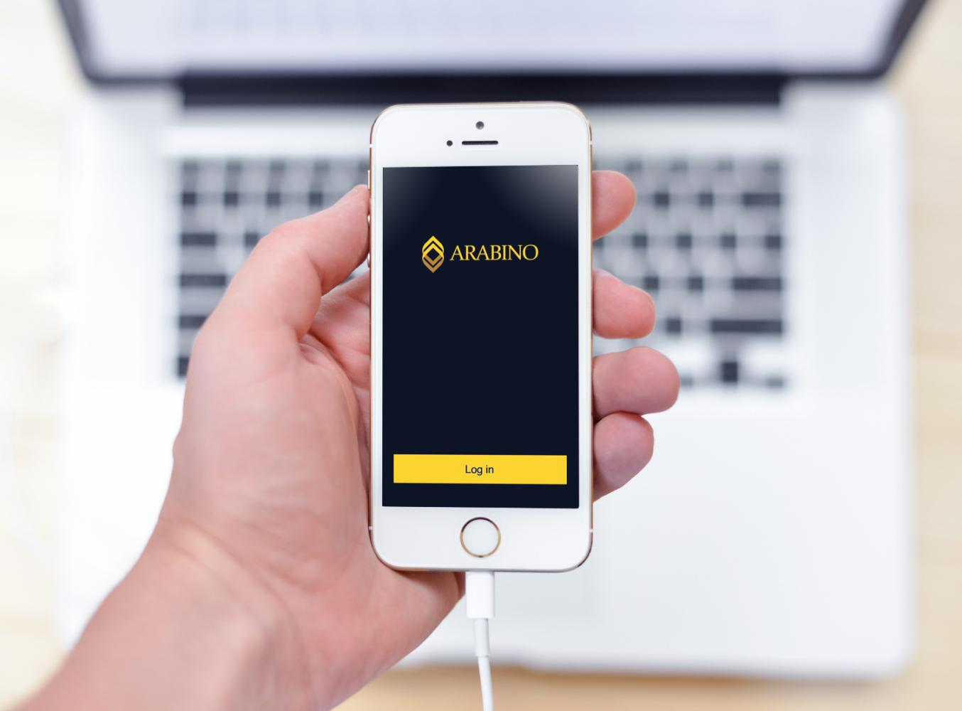 Sample branding #1 for Arabino