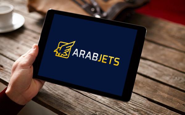 Sample branding #3 for Arabjets