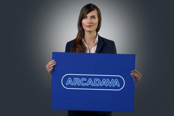 Sample branding #3 for Arcadava