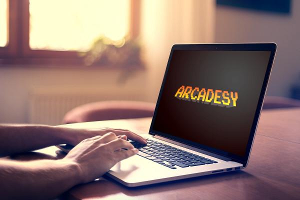 Sample branding #3 for Arcadesy