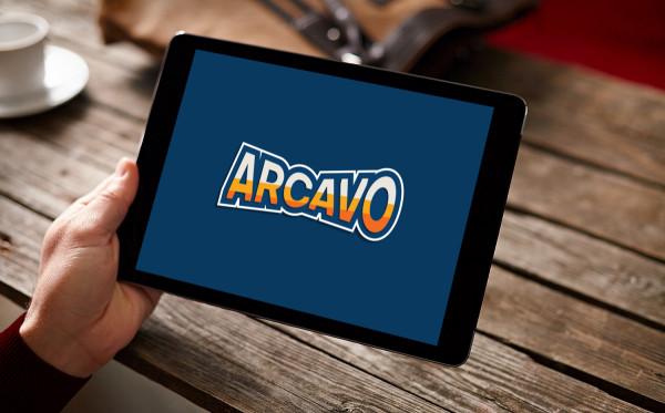 Sample branding #1 for Arcavo