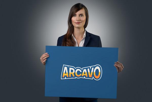 Sample branding #3 for Arcavo