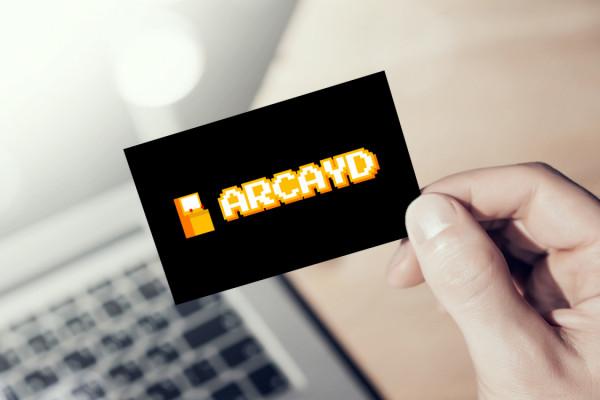 Sample branding #3 for Arcayd