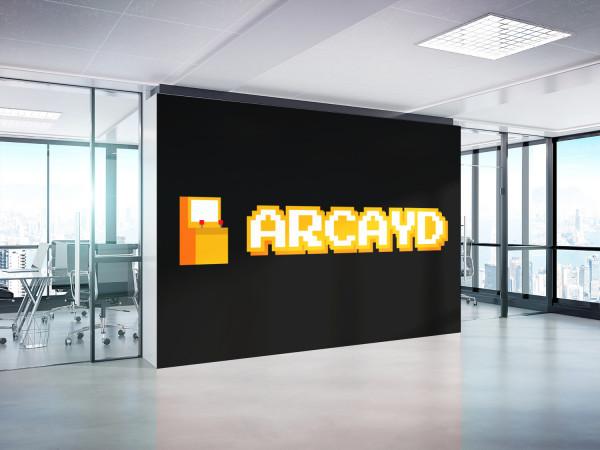 Sample branding #1 for Arcayd