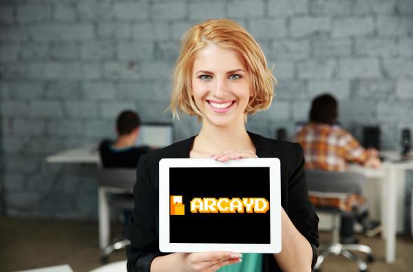 Sample branding #2 for Arcayd