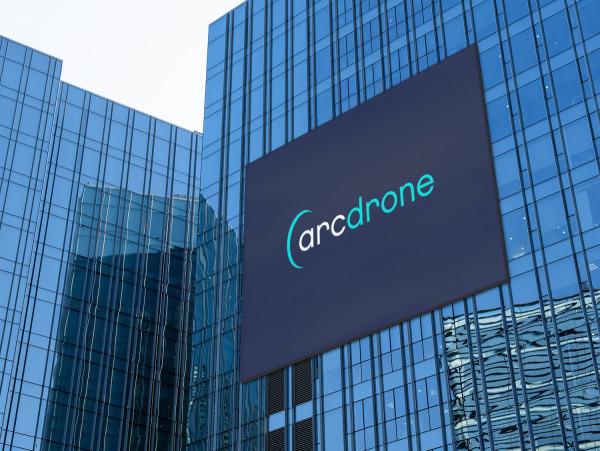 Sample branding #2 for Arcdrone