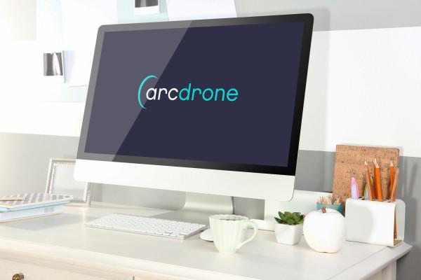 Sample branding #1 for Arcdrone