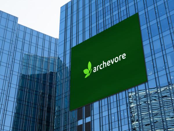 Sample branding #2 for Archevore
