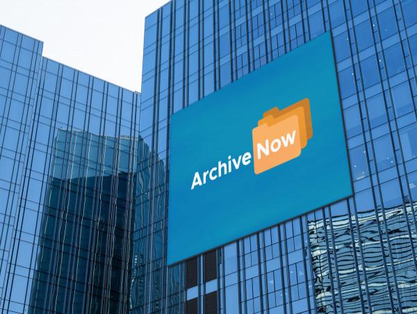 Sample branding #1 for Archivenow
