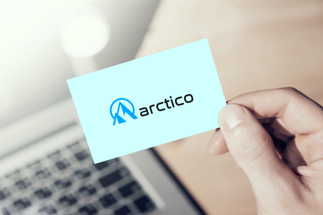 Sample branding #2 for Arctico