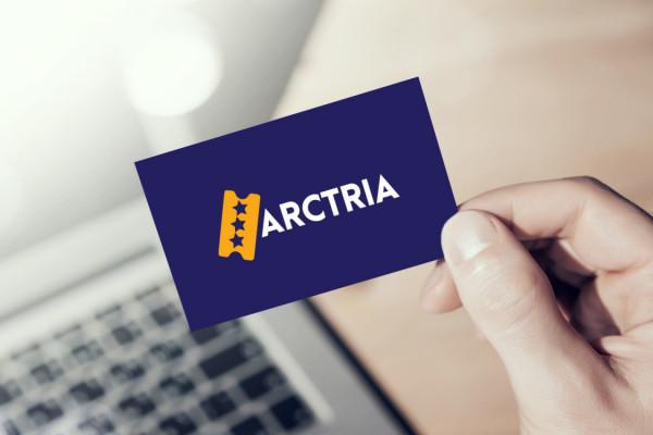 Sample branding #3 for Arctria