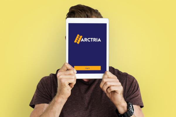Sample branding #2 for Arctria