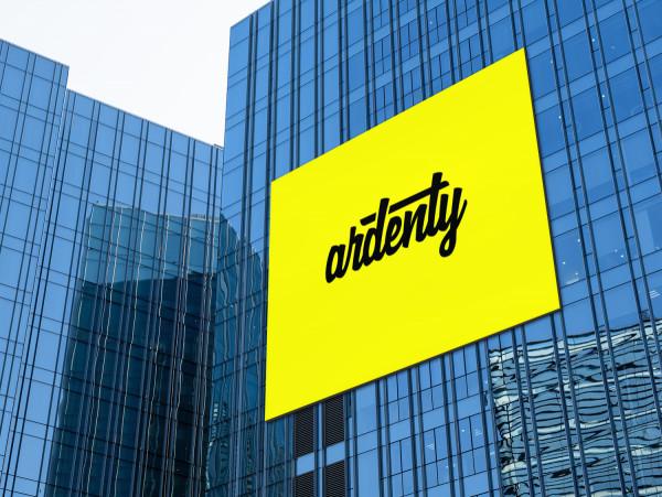 Sample branding #2 for Ardenty
