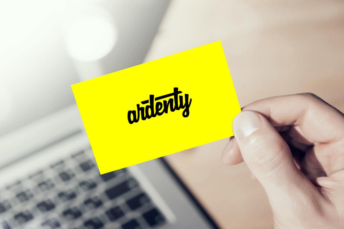 Sample branding #3 for Ardenty