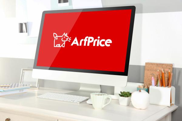 Sample branding #2 for Arfprice