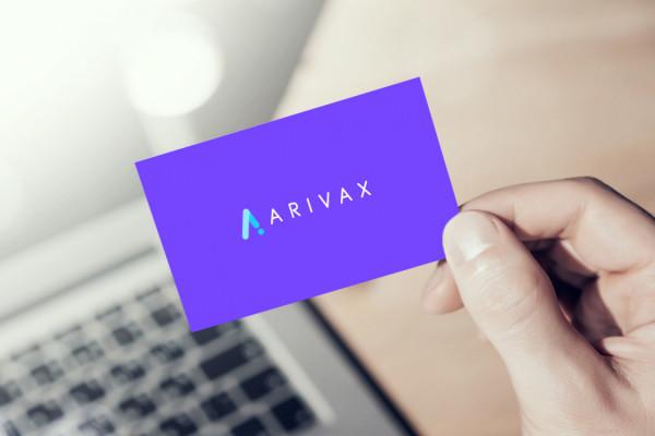 Sample branding #3 for Arivax